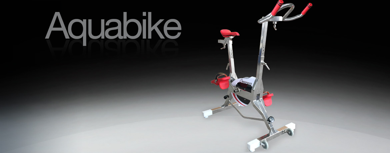 Vélo de piscine avec guidon, selle et hauteur réglables pour un entraînement sur mesure