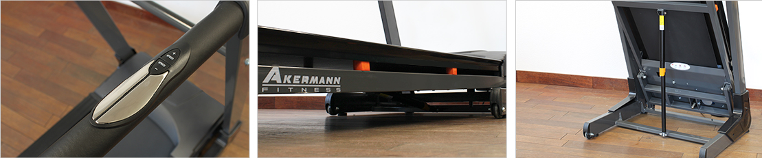 Tapis de course AKERMANN 3000